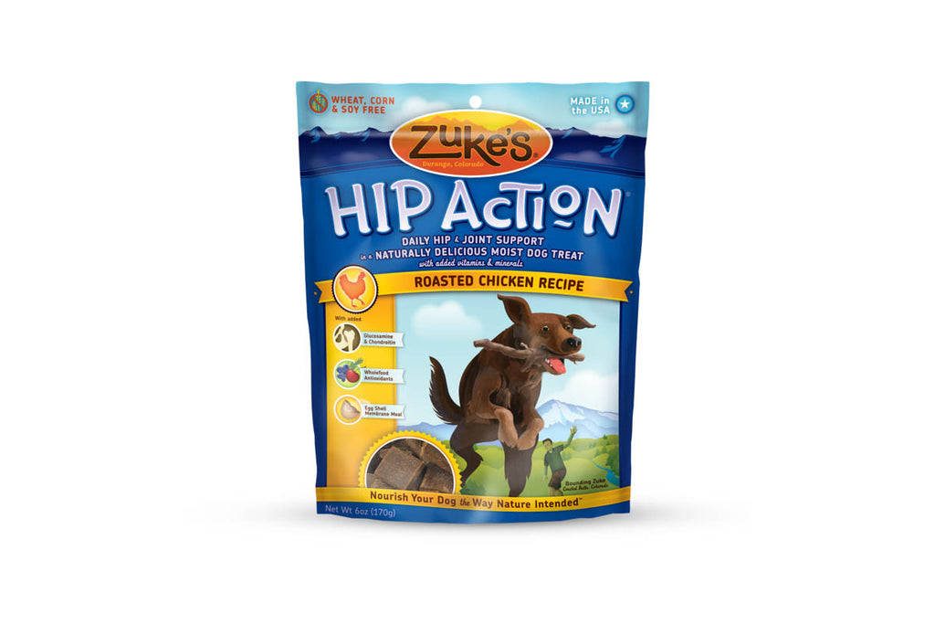 Hip Action Roasted Chicken Recipe Dog Treats