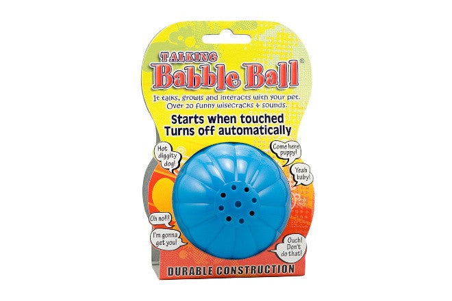 Talking Babble Ball