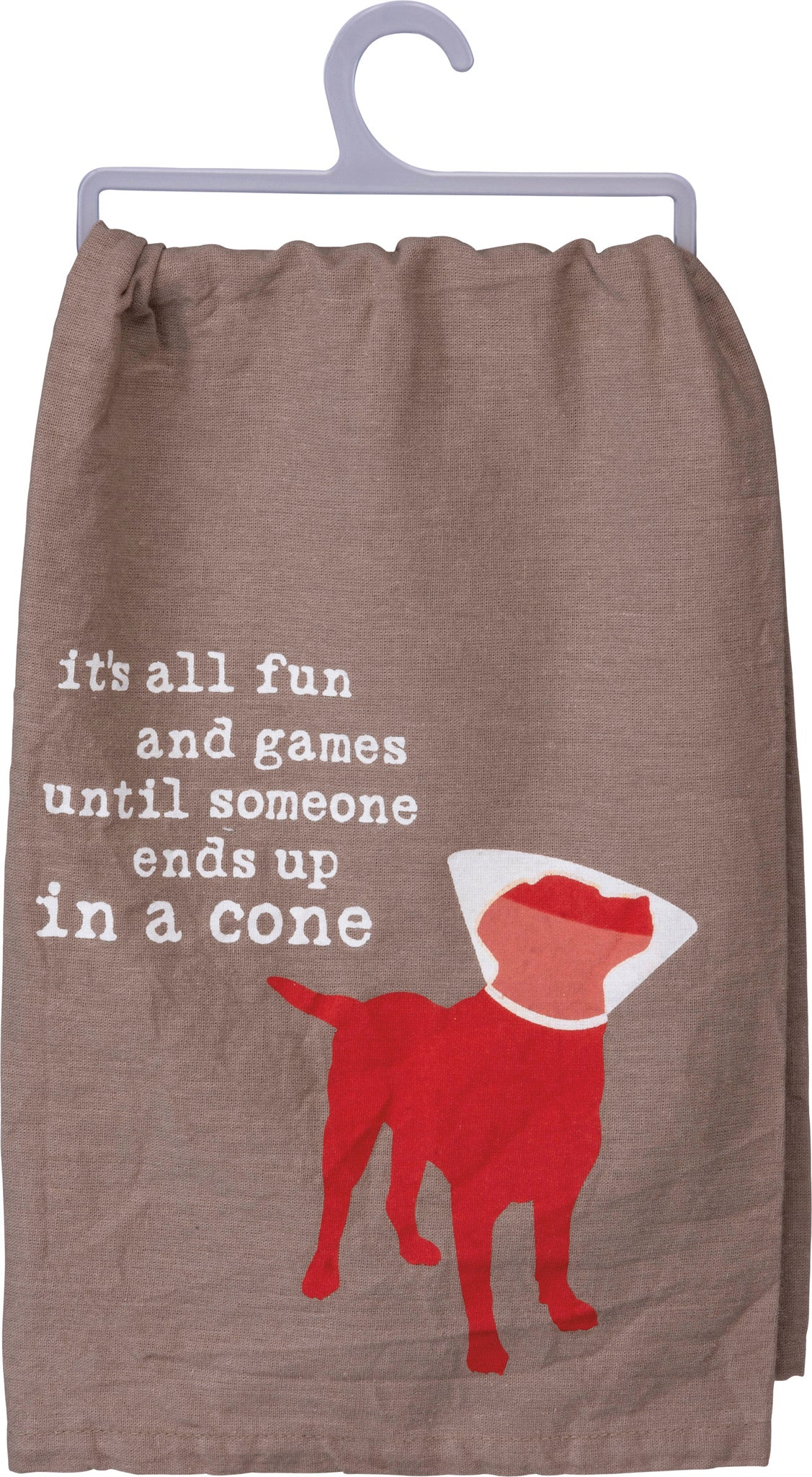 Dish Towel - Fun & Games