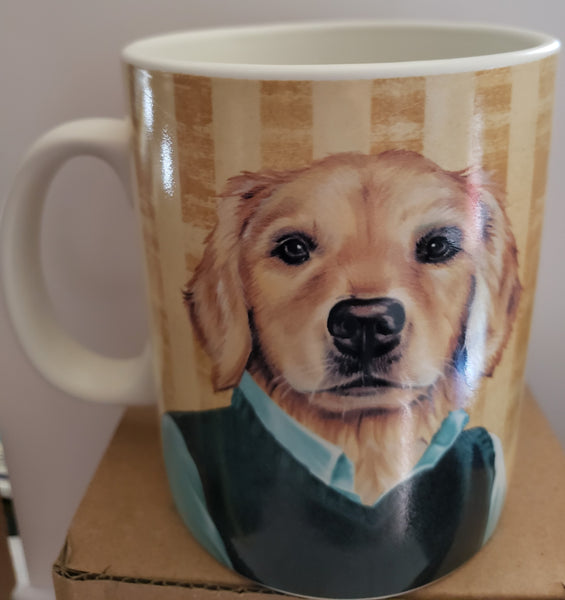 Mug - Golden Retriever