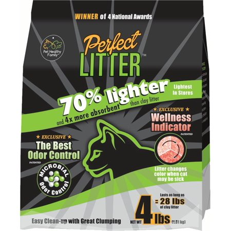 Perfect Litter w/ Wellness Indicator