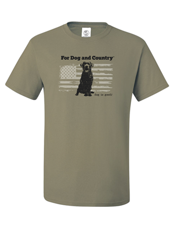 Unisex - Dog & Country