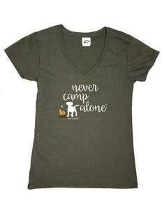 Women's - Never Camp Alone