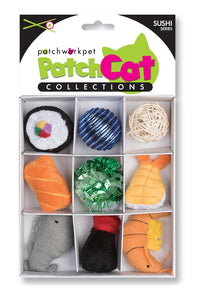 Cat Toy - Sushi Box