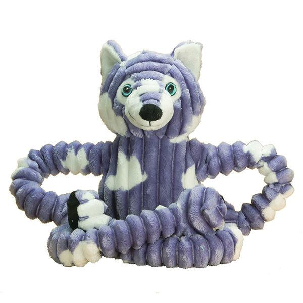 Dog Toy - Winter Wolf