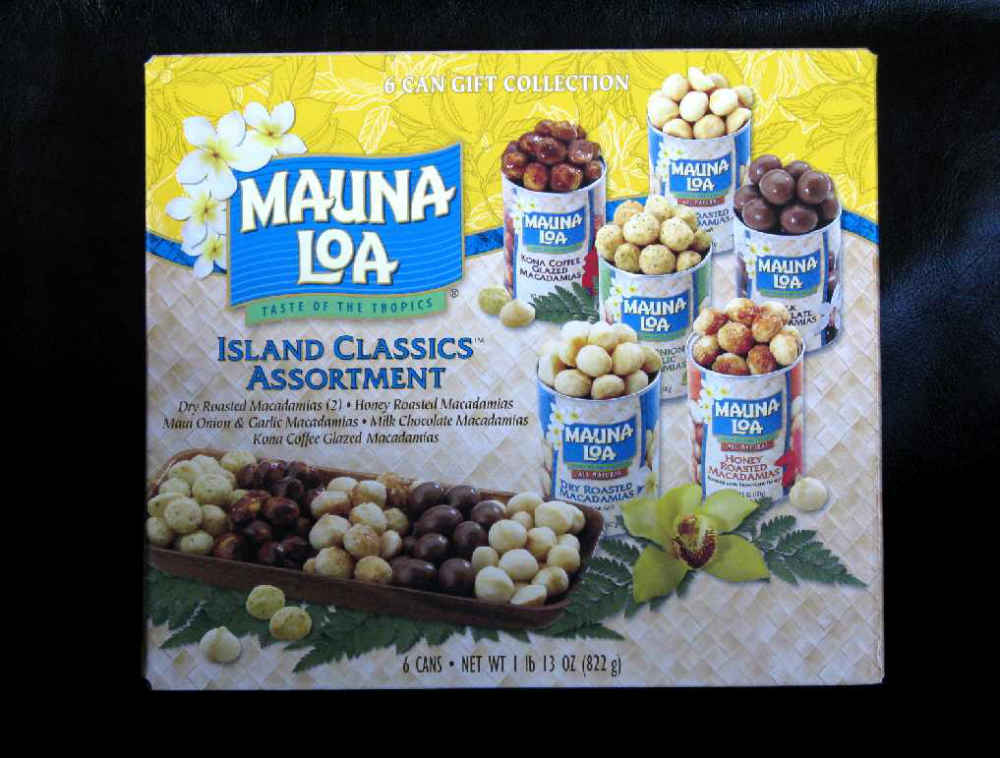 Mauna Loa Macadamia Nut Classic Assortment