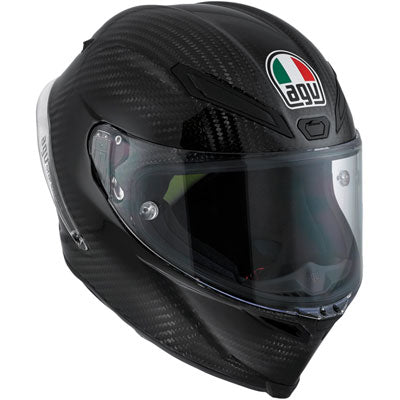 AGV Pista GP R Carbon Motorcycle Helmet Gloss Carbon