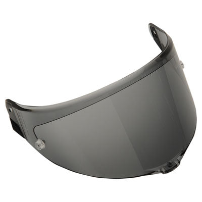 AGV Race 3 Replacement Faceshield Dark Smoke
