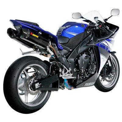 Akrapovic Evolution Full System Exhaust Single/Dual Variants YAMAHA YZF-R1 2009–2014  (NO CA)