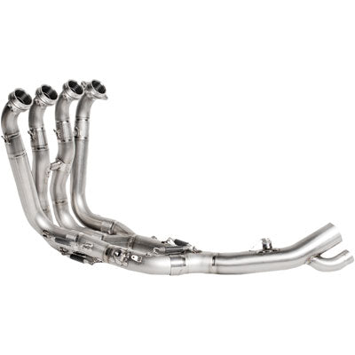 Akrapovic Titanium Headpipes (No CA) – Fits: BMW S1000XR 2015–2016