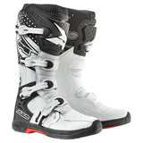 AXO MX One Boots White/Black - CLOSEOUT