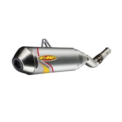 FMF Power Core IV S/A Silencer – Fits: Yamaha TW200 Trailway 1987–1989