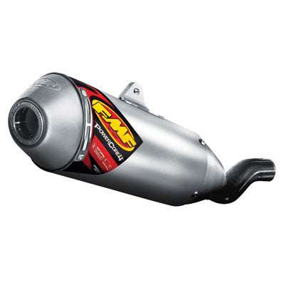 FMF Power Core IV S/A Silencer – Fits: Kawasaki KLR650 1987–2007
