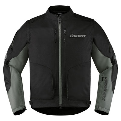 Icon Raiden Watchtower Jacket Black