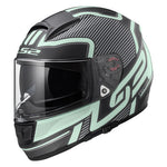 LS2 Citation Orion Glow Helmet Black/Glow