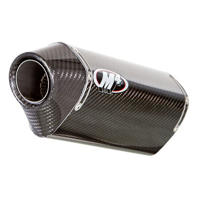 M4 Exhaust MC36 Full System Stainless/Stainless/Carbon – Fits: Suzuki GSXR600 F.I. / GSXR750 F.I.