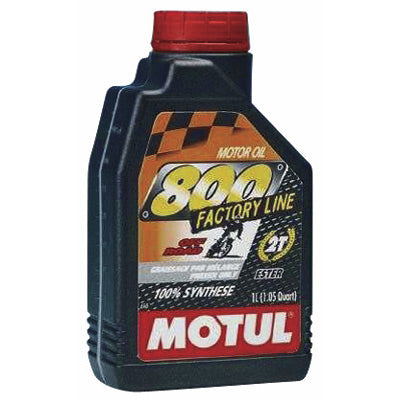 Motul 800 Ester Synthetic 2-Stroke Oil