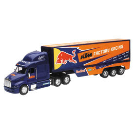 New Ray Die-Cast Red Bull Factory Race Team Rig Replica 1:32 Scale