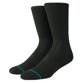 Stance Uncommon Classic Light Socks Fashion Icon Black