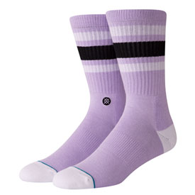 Stance Uncommon Solid Socks Boyd 4 Violet