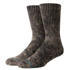 Stance Uncommon Solid Socks  OG 2 Black