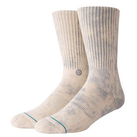 Stance Uncommon Solid Socks  OG 2 Grey