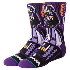 Stance Youth Classic Light Socks Lord Purple