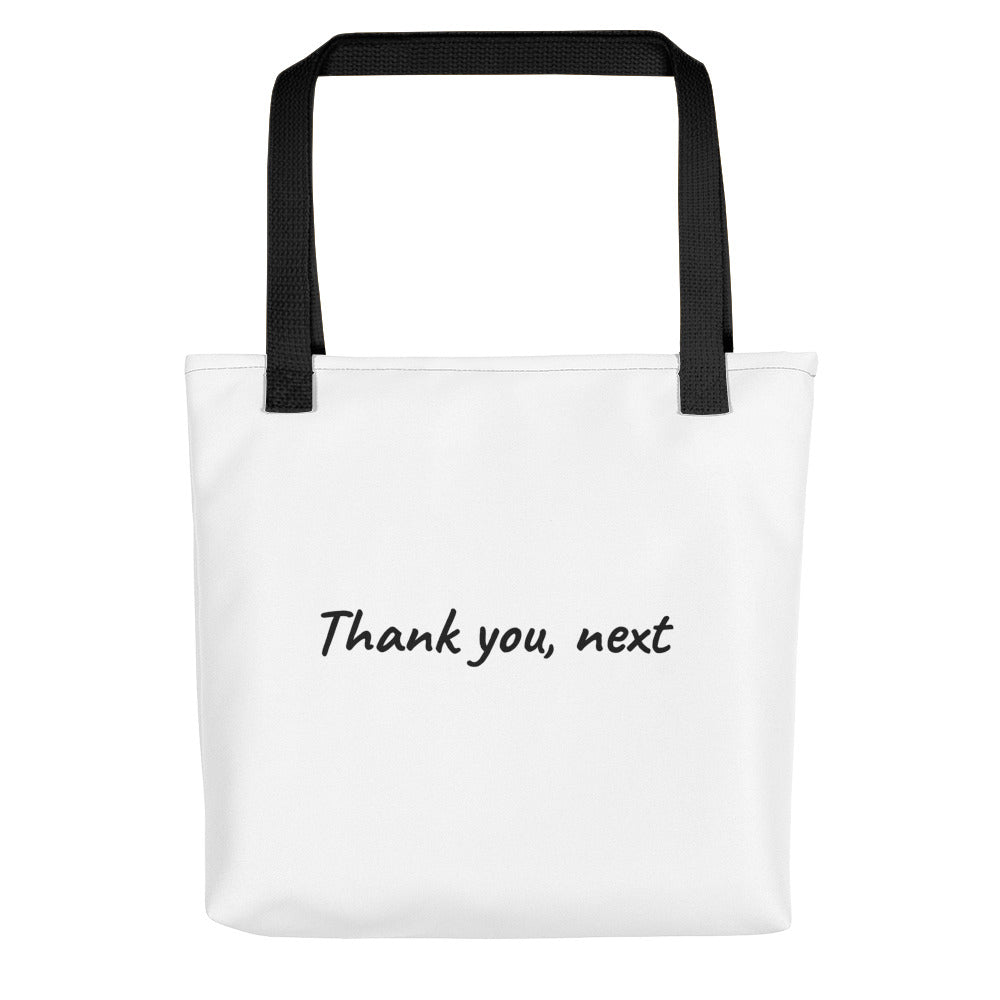Thank you, next - Tote bag