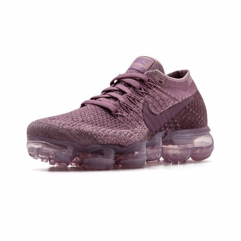 e34006ae6cd9f NIKE Air VaporMax Flyknit Women s Breathable Running Shoes Sport  Comfortable Sneakers  849557-500