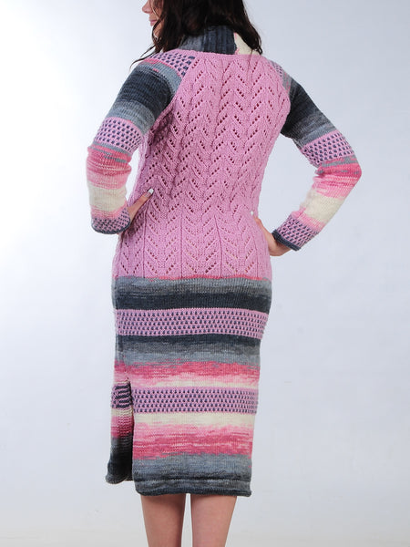 Knitt Long Dress