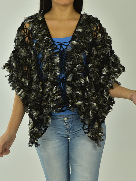 Buy Lace Poncho