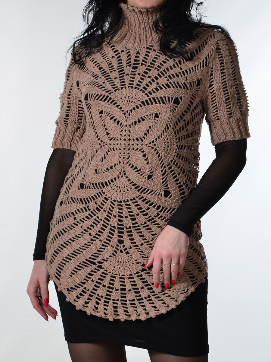 Lacy Sweater Tunic Buy