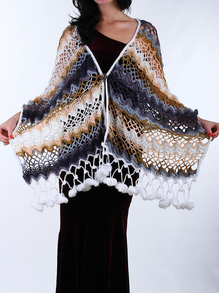 Shopping Shawl
