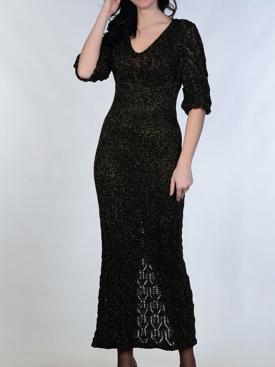 Black Long Dress Shoping