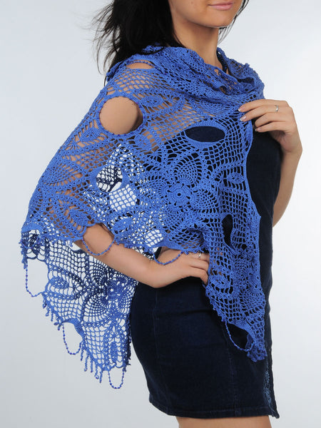 Lacy Wrap Shop