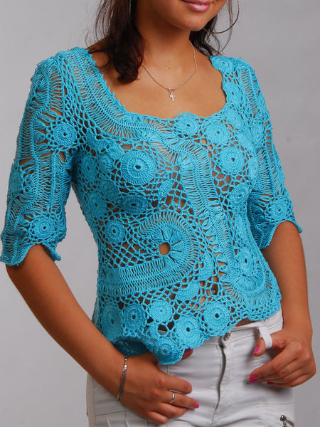 Shop Cotton Summer Blouse