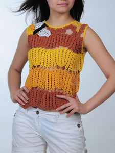 Cotton Blouse Top