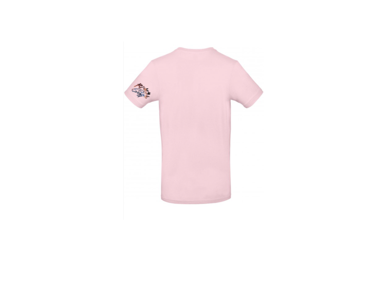 T-Shirt REVES DE GOSSE ROSE