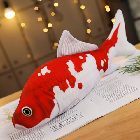 Simulation Fish Plush Animals Toys  Pillow Plush Toys Funny Pet Animal Toys