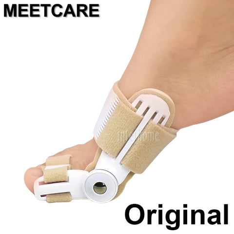 Original Ortez Big Toe Hallux Valgus Orthosis Brace Bunion Splint Straightener Corrector Foot Pain Relief Correction Pedicure