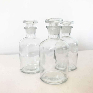 Small Apothecary Jars Party Hire