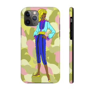 Open image in slideshow, Portia iPhone Case - ARTBYOPAL