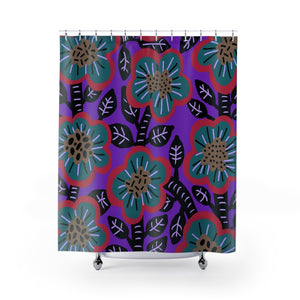Open image in slideshow, Mulberry Bush Shower Curtain