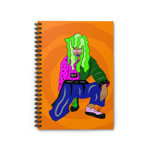 Open image in slideshow, WAYLA Spiral Notebook