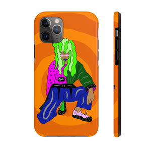 Open image in slideshow, Wayla iPhone Case - ARTBYOPAL
