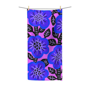 Open image in slideshow, Blueberry Bush Towel - ARTBYOPAL