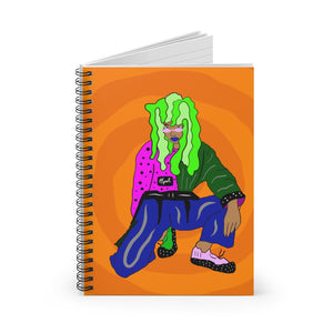 WAYLA Spiral Notebook