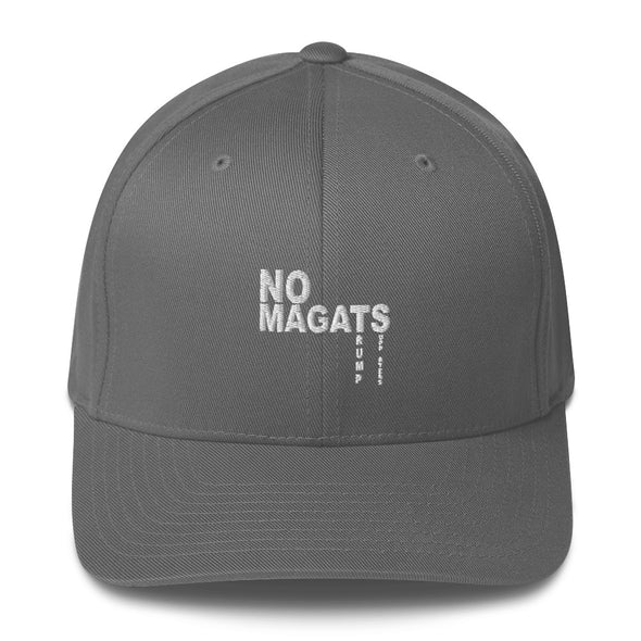 Structured Twill NO MAGATS Cap.