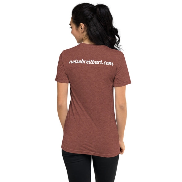 Tri-Blend T-Shirt For Womens