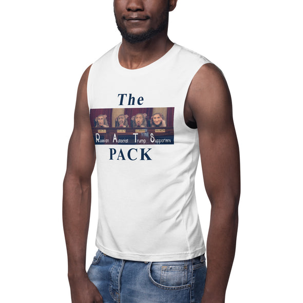 RAT PACK Muscle Shirt.
